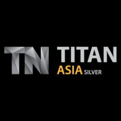 TITAN Asia Silver